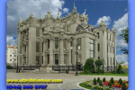 House with Chimeras in Kiev architect Gorodetsky. Excursion of the Ukrainian Tour (044) 360 5737