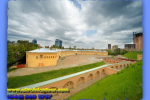 Kyiv Fortress and oblique caponier, interesting places in Kiev. Excursion of the Ukrainian Tour (044) 360 5737