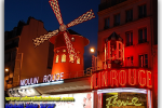 France, Paris, the Moulin Rouge. Travel from Kiev to Ukrainian Tour (044) 360 5737