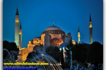 Hagia Sophia, Istanbul, Turkey. Travel from Kiev to Ukrainian Tour (044) 360 5737