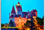 Dracula's Castle, Bran, Romania. Travel from Kiev to Ukrainian Tour (044) 360 5737