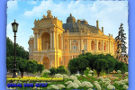 Odessa, Odessa Opera and Ballet. Travel from Kiev to Ukrainian Tour (044) 360 5737