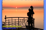 Odessa Monument wife sailor. Travel from Kiev to Ukrainian Tour (044) 360 5737