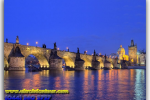 Charles Bridge, Prague, Czech Republic. Travel from Kiev to Ukrainian Tour (044) 360 5737