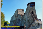 Visegrad castle and tower of Solomon, Visegrad, Hungary