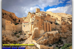 The monastery of Mar Saba, Judean Desert, Israel. Travel from Kiev to Ukrainian Tour (044) 360 5737