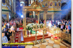 Pochaiv, Uspensky Cathedral, holy morning service, Travel from Kiev to Ukrainian Tour (044) 360 5737