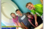 Museum Excursion toilets for pupils. Order a tour: (044) 360 5737