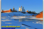 Zimnensky Church of the monastery. Tours of Kiev from the Ukrainian Tour (044) 360 5737