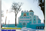 Assumption Cathedral, Vladimir-Volyn. Tours of Kiev from the Ukrainian Tour (044) 360 5737