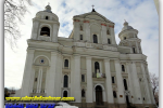 Cathedral of Saints Peter and Paul, Luck. Tours of Kiev from the Ukrainian Tour (044) 360 5737