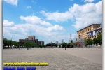 Freedom Square, Kharkiv, Ukraine. Tours of Kiev from the Ukrainian Tour (044) 360 5737