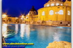 Count Szechenyi Baths. Hungary. Tours of Kiev from the Ukrainian Tour (044) 360 5737