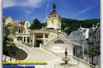 Karlovy Vary. Prague. Czech Republic. Tours of Kiev from the Ukrainian Tour (044) 360 5737