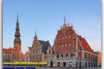 Riga. Latvia. Tours of Kiev from the Ukrainian Tour (044) 360 5737