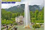 Linderhof Palace. Germany. Travel from Kiev to Ukrainian Tour (044) 360 5737