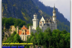 Neuschwanstein Castle. Germany. Travel from Kiev to Ukrainian Tour (044) 360 5737