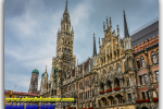 New Town Hall. Munich. Germany. Travel from Kiev to Ukrainian Tour (044) 360 5737