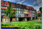 Erfurt. Germany. Travel from Kiev to Ukrainian Tour (044) 360 5737
