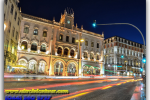 Rossio Station. Lisbon. Portugal. Tours of Kiev from the Ukrainian Tour (044) 360 5737