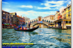Grand Canal. Venice. Italy. Tours of Kiev from the Ukrainian Tour (044) 360 5737