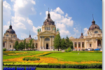 Thermalbath «Széchenyi» Budapest. Hungary. Tours of Kiev from the Ukrainian Tour (044) 360 5737