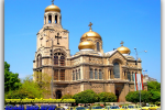 Cathedral of the Assumption. Varna. Bulgaria. Tours of Kiev from the Ukrainian Tour (044) 360 5737