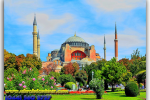 Hagia Sophia. Turkey. Tours of Kiev from the Ukrainian Tour (044) 360 5737