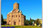 Pyatnitskaya church. Chernihiv. Travel from Kiev to Ukrainian Tour (044) 360 5737