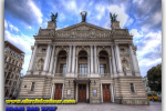 Lviv Opera House. Travel from Kiev to Ukrainian Tour (044) 360 5737