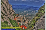 Montserrat. Spain. Tours of Kyiv from Ukrainian Tour (044) 360 5737