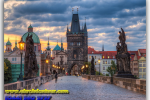 Charles Bridge. Prague. Czech Republic. Travel from Kiev to Ukrainian Tour (044) 360 5737