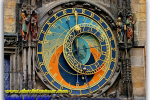 Astronomical Clock. Prague. Czech Republic. Travel from Kiev to Ukrainian Tour (044) 360 5737