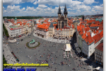 Old Town Square. Prague. Czech Republic. Travel from Kiev to Ukrainian Tour (044) 360 5737
