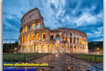 Colosseum (Colosseo). Rome. Italy. Travel from Kiev to Ukrainian Tour (044) 360 5737