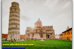 Leaning Tower of Pisa. Pisa. Italy. Travel from Kiev to Ukrainian Tour (044) 360 5737