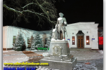 Museum of the Battle of Poltava. Christmas in Dikan'ka. Tours from Kiev on Ukrainian Tour (044) 360 5737