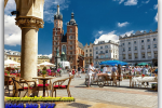Krakow. Poland. Tours of Kiev from the Ukrainian Tour (044) 360 5737