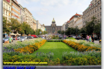 Vatslavskaya the Square. Prague. Czech. Тури з Києва від Ukrainian Tour (044) 360 5737