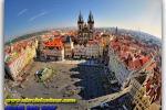 Old Town Square. Prague. Czech Republic. Tours of Kiev from the Ukrainian Tour (044) 360 5737
