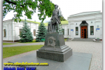 Museum. Battle of Poltava. Travel from Kiev to Ukrainian Tour (044) 360 5737