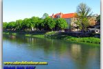 Embankment Uzhgorod. Uzhhorod. Travel from Kiev to Ukrainian Tour (044) 360 5737