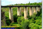 Kamenetz-Podolsk. Novoplanovsky bridge. Travel from Kiev to Ukrainian Tour (044) 360 5737