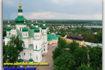 The Holy Trinity Cathedral. Travel from Kiev to Ukrainian Tour (044) 360 5737