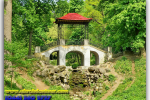 Dendropark «Alexandria» Chinese Bridge. Tour of Kiev from the Ukrainian Tour (044) 360 5737
