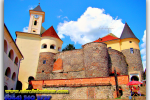 Palanok Castle in Mukacheve. Tours from Kiev on Ukrainian Tour (044) 360 5737