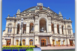 Opera Theater. T.G. Shevchenko. Tour of the Ukrainian Tour (044) 360 5737