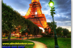 France, Paris, Eiffel Tower. Travel from Kiev to Ukrainian Tour (044) 360 5737