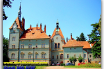 Palace of Count Shenborn (Castle of Beregvar). Travel from Kiev to Ukrainian Tour (044) 360 5737
