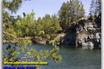 Korostyshevsky quarry. Travel from Kiev to Ukrainian Tour (044) 360 5737